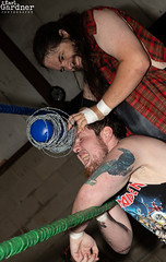 D85_0744 (Earl W. Gardner III) Tags: earlgardner professionalwrestling indywrestling indiewrestling wrestling williamstownnj h2o h2owrestlingcenter hardcorehustleorganization deathmatch