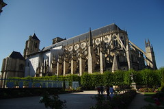 JLF19849 (jlfaurie) Tags: bourges cathédrale 21082018 lucila mechas mpmdf jlfr jlfaurie pentaxk5ii vitraux orgue art arte religieux religious religioso