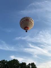 180627  - Ballonvaart Ter Apel naar Emlichheim (D) 1