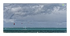 Kite-Surf in Rodrigues island (Vince-PhotoGraphy) Tags: océanindien indianocean îlerodrigues rodriguesisland baiemourouk mouroukbay kitesurf bleu sports voile plancheàvoile