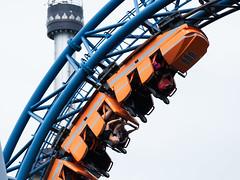 Sooperdooperlooper (zachclarke) Tags: hersheypark hershey amusementpark themepark pa pennsylvania 2018 summer august nikon nikond5600 d5600 zachclarke2 zachclarke rollercoaster rollercoasters sooperdooperlooper comethollow schwarzkopf