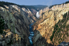 Grand Canyon of the Yellowstone on the Yellowstone River downstream from Yellowstone Falls in Yellowstone National Park in Wyoming (nilkpic1) Tags: grandcanyonoftheyellowstone yellowstoneriver yellowstonefalls yellowstonenationalpark wyoming nileshkhadsephotography nkphotography nikond7000 landscape