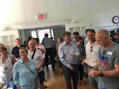 """Arlington Democrats Labor Day events • <a style=""""font-size:0.8em;"""" href=""""http://www.flickr.com/photos/117301827@N08/44423241872/"""" target=""""_blank"""">View on Flickr</a>"""