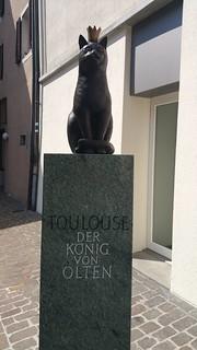Toulouse Der König von Olten
