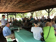 """Falls Church Democrats Labor Day event • <a style=""""font-size:0.8em;"""" href=""""http://www.flickr.com/photos/117301827@N08/44473204421/"""" target=""""_blank"""">View on Flickr</a>"""
