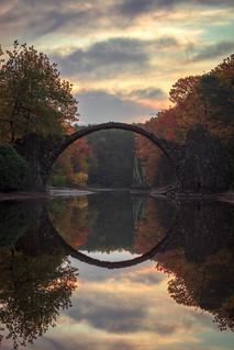 Rakotzbrücke / Devil's Bridge