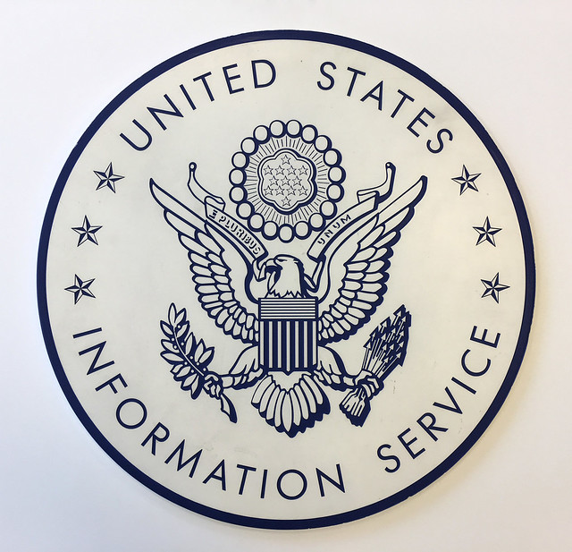 Seal, United States Information Service