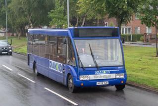 Diamond Bus NW MX04VLW