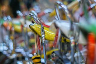 Banana Seat Bicycle (Schwinn Fastback)