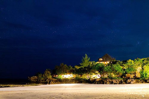 Relish the peaceful splendor of the evening sky over Chale. #starrynights #islandlife #indianocean #whyilovekenya