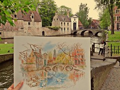 (Selin_S) Tags: beautiful building belgium brugge bridge bird lovely light look landscape life lights looking land lake love little amazing awsome art ancient architecture arch apartment view vintage village villa vibe visual perfect people plant panorama flower flowers fujifilm fujifilmxt1 tree trees travel traditional road reflection roof roman retro history harmony house holiday houses happy pure painting paint same daily decoration door dream decorate europe capture cute color colorful cloud calm city cafe cool clouds