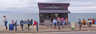 PD's The Hut, Aberystwyth, Wales