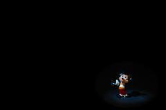 Mini Mickey Minimalism (lleon1126) Tags: mickeymouse challenge microminimum smileonsaturday spotlight disney miniinminimalism mickeyinminimalism