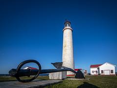 Gaspésie 7 (Luc Jacob) Tags: gaspésie lieux vacance vacances villes voyage voyages phare
