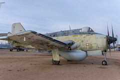 Fairey Gannet AEW (dcnelson1898) Tags: pimaairandspacemuseum tucson arizona aviation aiplanes military display history
