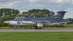 Yorkshire Air Museum Blackburn Buccaneer S.2A XN974-5 (benji1867) Tags: yorkshire air museum blackburn buccaneer s2a xn974 flying banana rn fleet arm elvington york avgeek avporn aviation jet fighter bomber naval strike fly flight taxi fast thundar day 2017 17 canon 7d2