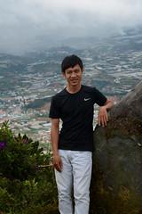 _DSC6608 (Quyr) Tags: dalat vietnam green smoke frog cloud tree forest langbiang lamdong portrait thunglungvang duonghamdatset