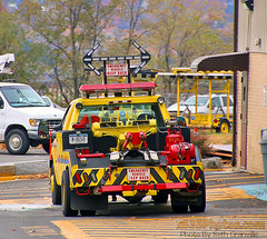 New York State Thruway Tappan Zee Bridge Patrol Wrecker 1 (Seth Granville) Tags: new york state thruway authority tappan zee bridge emergency patrol wrecker 1 2012 ford f550 super duty 4x4 one weld built tow truck