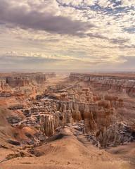Coal Mine Canyon Sunrise VIII (sberkley123) Tags: flickrsbest ngc hopi drone sunrise desert canyon anafi coalminecanyon colors arizona navajo coalmine sandstone usa