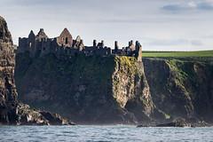 Memories of a summer past.......... (apcmitch) Tags: coast headlands sailing sealmorning seascape sonya7 ireland ni