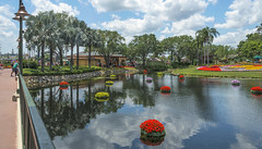 By The Lake - Explore (August 19th, 2018 - #168) (TQTran) Tags: epcotcenter epcot center orlando florida fl