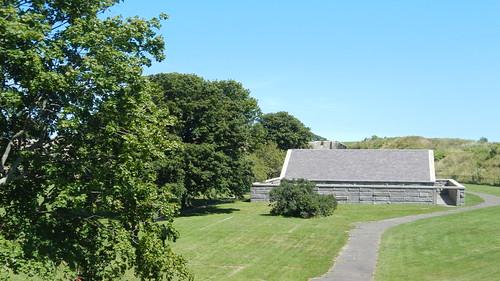 Georges Island, Fort Warren Powder House [06.08.2013]