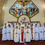 Ordinazioni presbiterali - Vietnam Agosto 2018