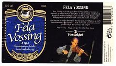 Norway - Balder Brygg for Handverksbryggeriet AS (Vossestrand) (cigpack.at) Tags: norway norwegen balder brygg for handverksbryggeriet as vossestrand fela vossing bier beer brauerei brewery label etikett bierflasche bieretikett flaschenetikett