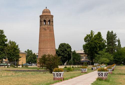 From Osh to Uzgen, Kyrgyzstan