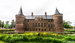 Castle of Helmond (Lцdо\/іс) Tags: castle helmond kasteel netherlands paysbas europe europa travel discover architecture building city citytrip août august 2018 history medieval lцdоіс brabant limburg