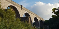 Carnon Valley Viaduct. Nr Falmouth. Cornwall. (christianiani) Tags: carnon valley viaduct great western railway cornwall falmouth beautiful architecture