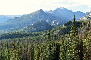 Rocky Mountain National Park, Colorado. 8.26.18.