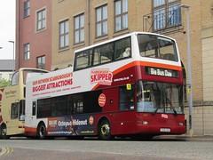East Yorkshire 887 T509SSG Gandhi Way, Hull attending Big Bus Day 2018 (3) (1280x960) (dearingbuspix) Tags: eyms eastyorkshire 887 t509ssg scarboroughskipper goahead bigbusday bigbusday2018