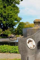 detail kerkhof centrum (regionaal landschap Schelde-Durme) Tags: waasmunster begraafplaats openmonumentendag
