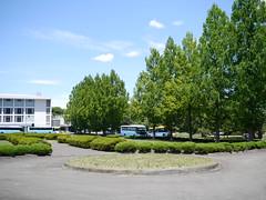 Hagi Hall of Tohoku University 東北大萩ホール (しまむー) Tags: panasonic lumix dmcgx1 gx1 g 20mm f17 asph 東北大学 オープンキャンパス tohoku university tour