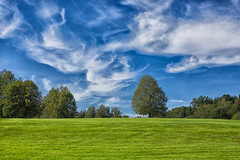 perfect green (++sepp++) Tags: burgwalden landschaft landscape golfplatz golfcourse bayern bavaria deutschland germany sonnig sunny