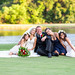 Happy family after the wedding - Pawleys Plantation