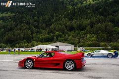 Ferrari F50 vs Maserati MC12 (Kyter MC) Tags: europe kyter sony a7iii sk ks photography automotive wwwphotosautomobilescom 2018 suisse andermatt supercarsownercircle supercars ultracars ferrari f50 vs maserati mc12