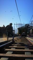 Battlefield V Soldier killed over rails (alex_vxxd) Tags: bf5 videogames fps soldier soldat