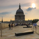 Competition: 18/09/2018 - PDI. League 1. Open. St Pauls Sunset by Rob Draper