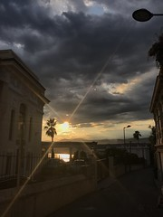 IMG_7183 (kriD1973) Tags: europe europa france francia frankreich paca côtedazur costaazzurra frenchriviera nice nizza niza nissa sunset tramonto sonnenuntergang coucher soleil montboron
