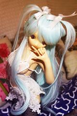 Sakura Lawinja (Aria Wings) Tags: elfe doll bjd evoke balljointeddoll silikon silicon silicondoll sakura lawinja fairy vieruo evokedoll sd girl woman mädel mädchen frau
