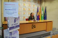 FOTO_Presentación Plan de Igualdad_06 (Página oficial de la Diputación de Córdoba) Tags: dipucordoba diputación de córdoba anamaríaguijarro igualdad 8 marzo mujer mujeres plan presentación