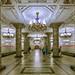 Avtovo metro stop, Saint Petersburg, 20180920