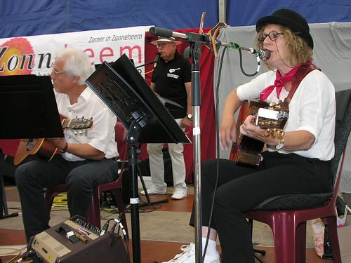 Ontbijt met The Oldtimers Guitar Crew © Antheunis Jacqueline