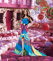 2010 Dylan's Candy Bar Barbie (Paul BarbieTemptation) Tags: 2010 pink label dylans candy bar barbie mackie fantasy pop culture dylan