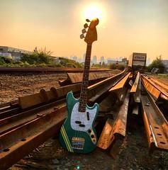 Halo (Pennan_Brae) Tags: guitarphotography guitar electricguitar musicphotography electricbass bassist bassguitarist bass mustangbass fenderbass fenderguitars fenderguitar fender fendermustang bassguitar