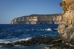Azure Window Ruins, Gozo Island, Malta