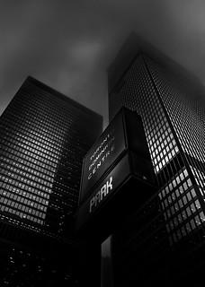 Downtown Toronto Fogfest No 15