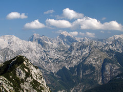 Mangart, Jalovec (Damijan P.) Tags: hribi gore mountains hiking alpe alps julijskealpe julianalps velikababa krnskojezero lanževica slovenija slovenia prosenak